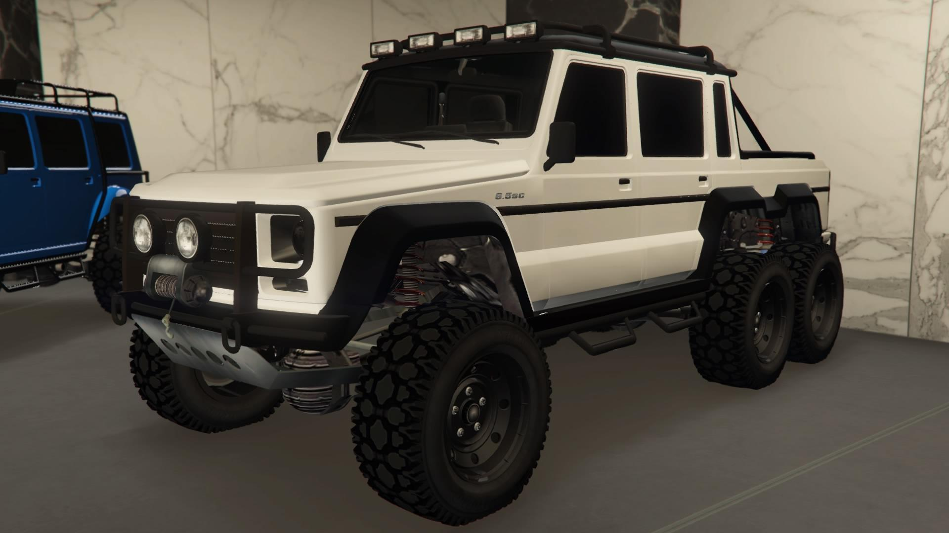 Custom Dubsta 6x6 by TylerG94