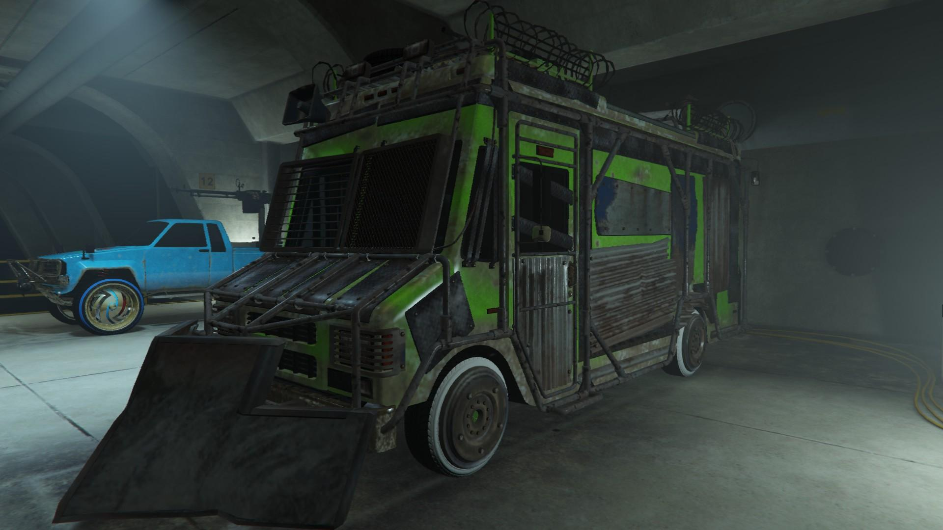 Boxville (Armored)