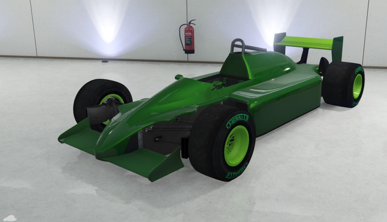 Custom R88 (Formula 1 Car) by Decigtzu