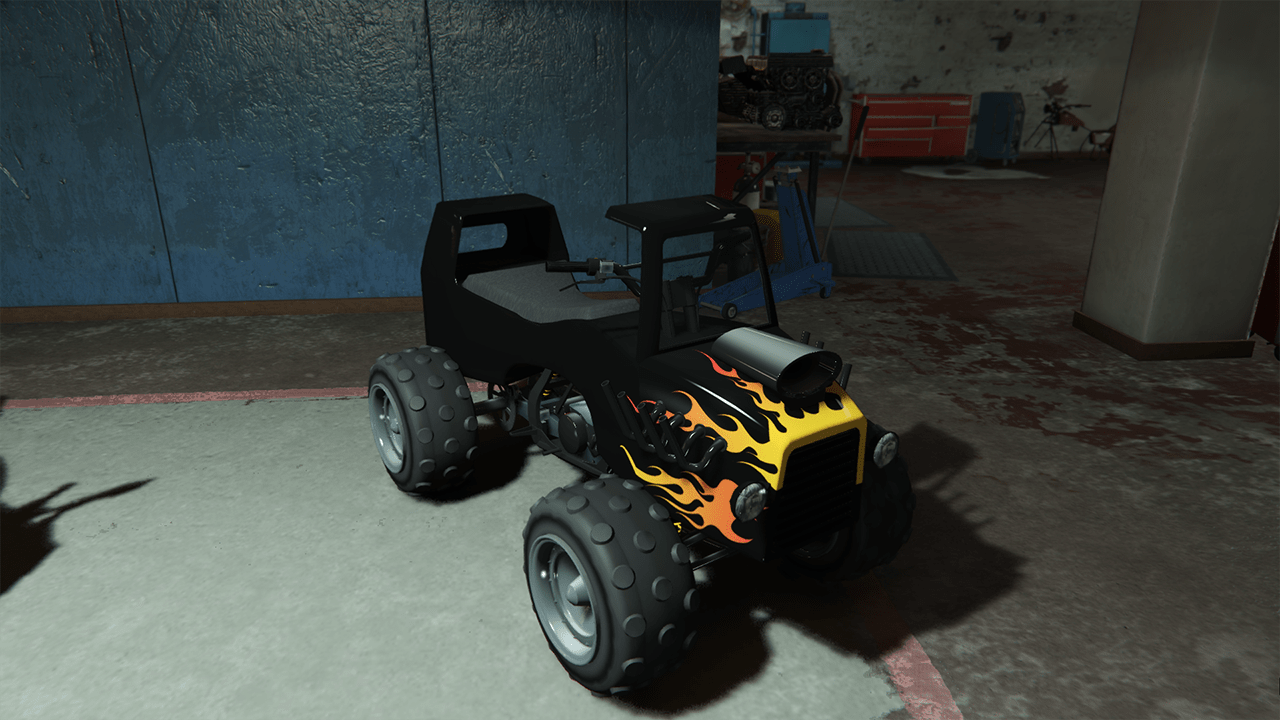 Custom Hot Rod Blazer by Stody101