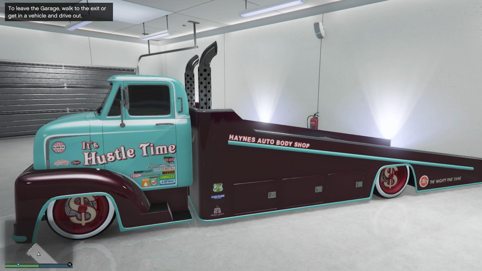Slamtruck (Fully Upgraded)