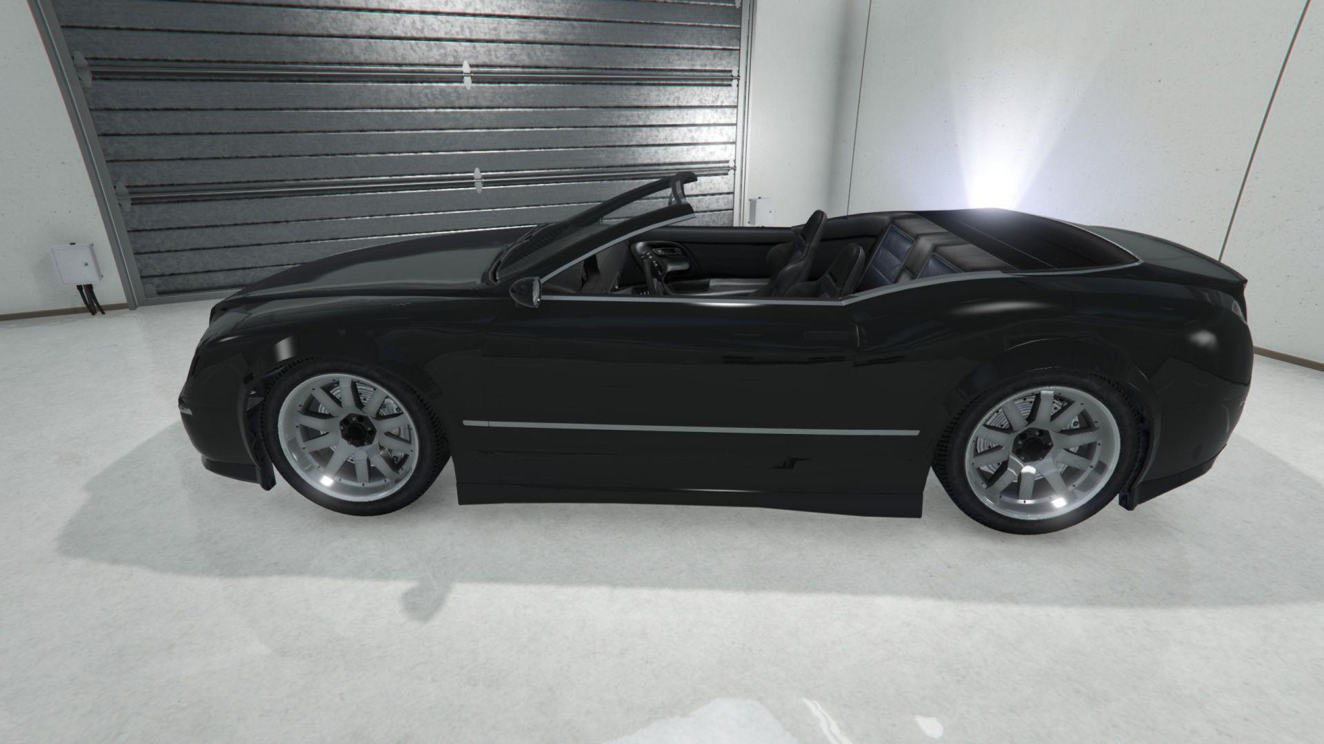 Custom Cognoscenti Cabrio by ElChimi