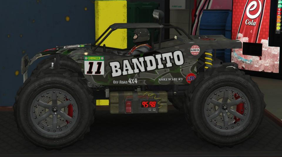 Custom RC Bandito by NightTrainCaine
