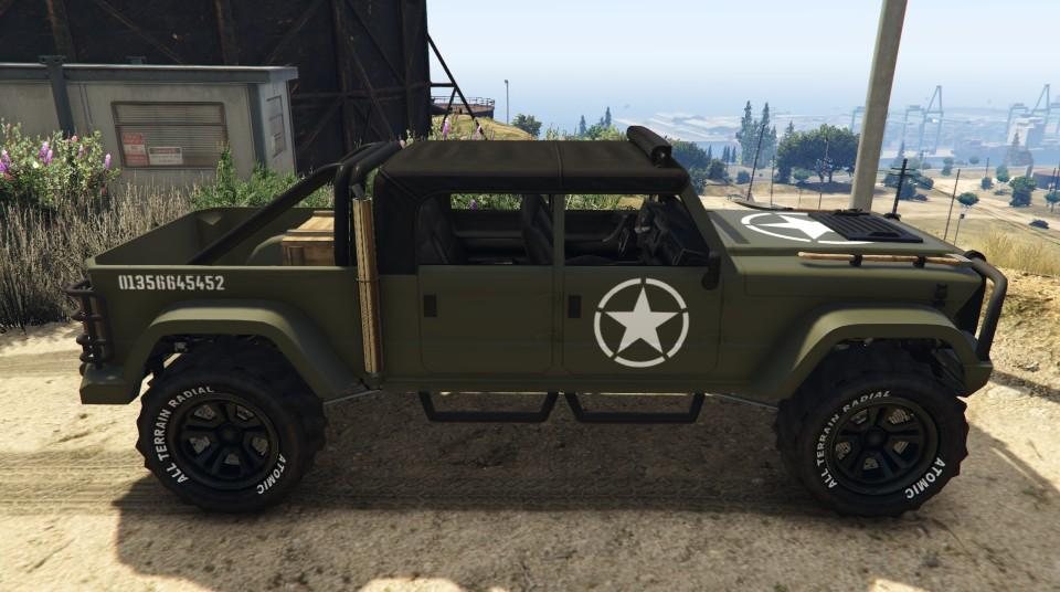 Custom Kamacho by MysticZombie