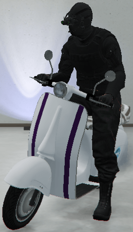Faggio (Fully Upgraded)