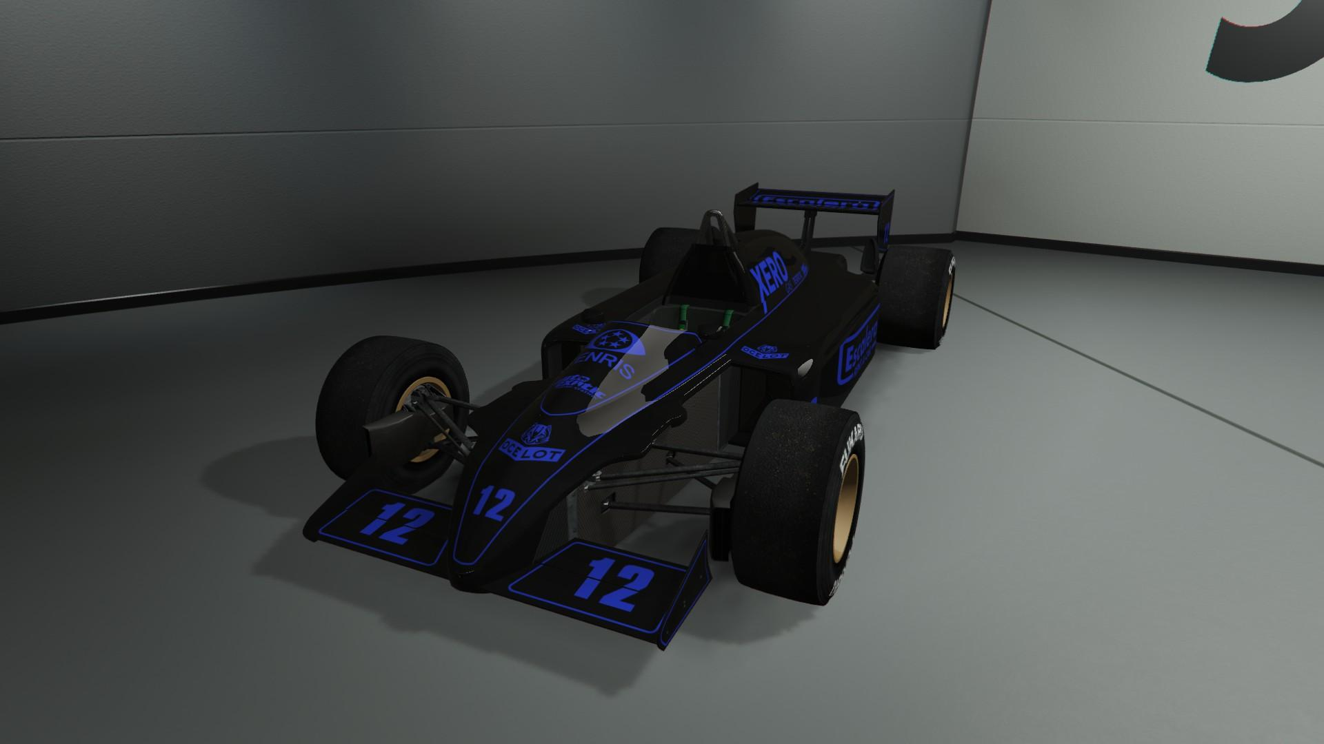 Custom R88 (Formula 1 Car) by GaludaoK2