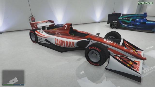 Custom DR1 (IndyCar) by DanishBro