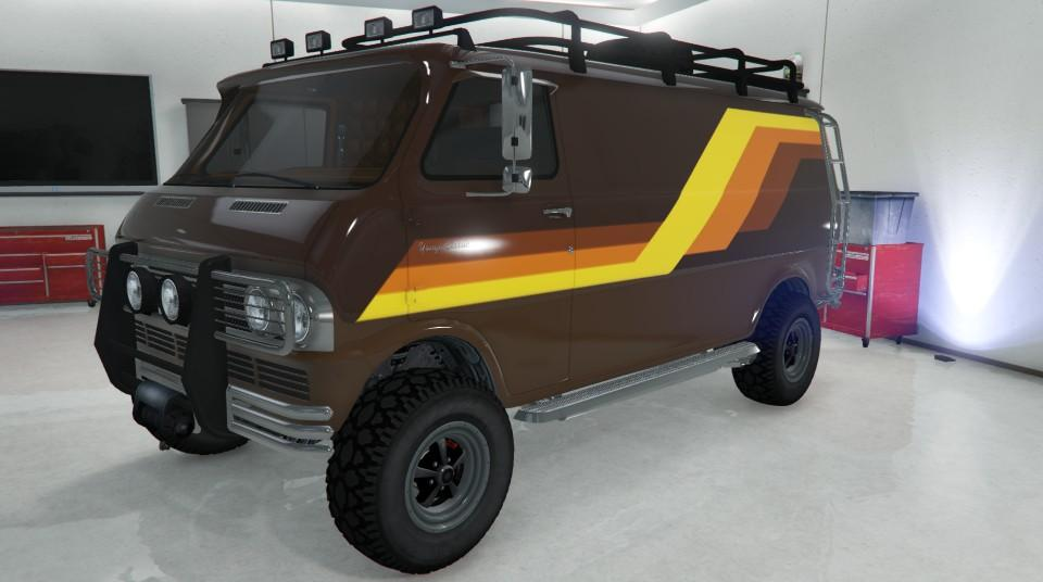 Custom Youga Classic 4x4 by Ultra Krysis