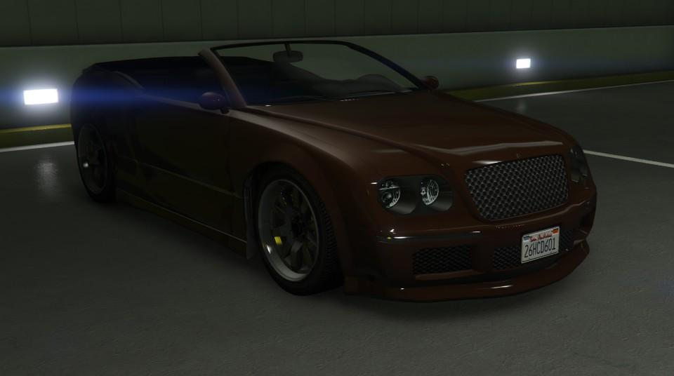 Custom Cognoscenti Cabrio by RSCA4EVER