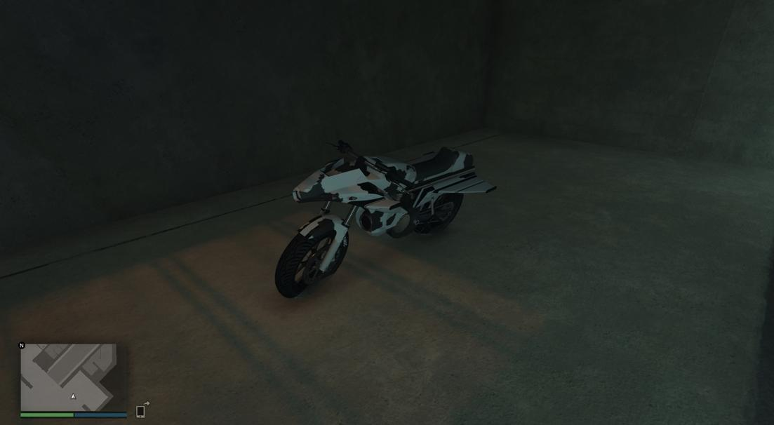 Custom Oppressor by themacs
