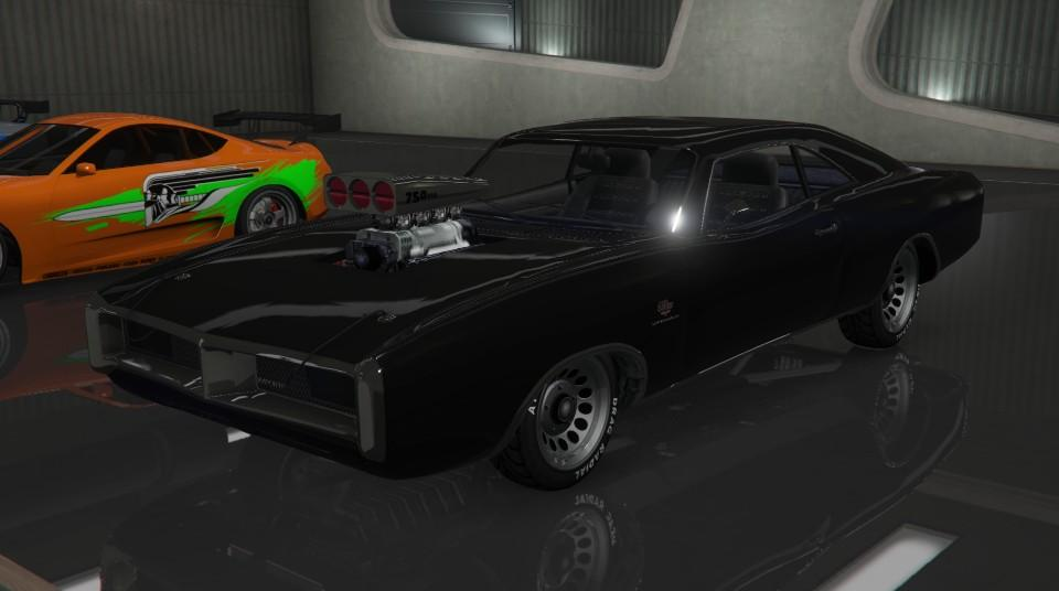 Dukes - Dom's Charger