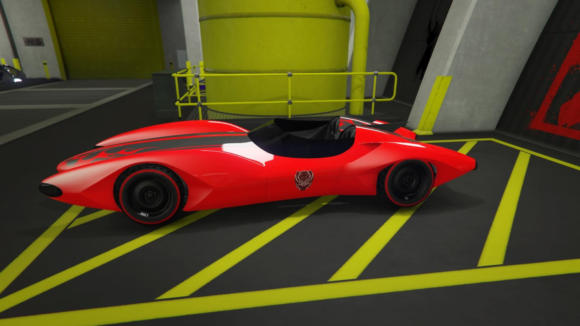 Scramjet - Red (Fully Upgraded)