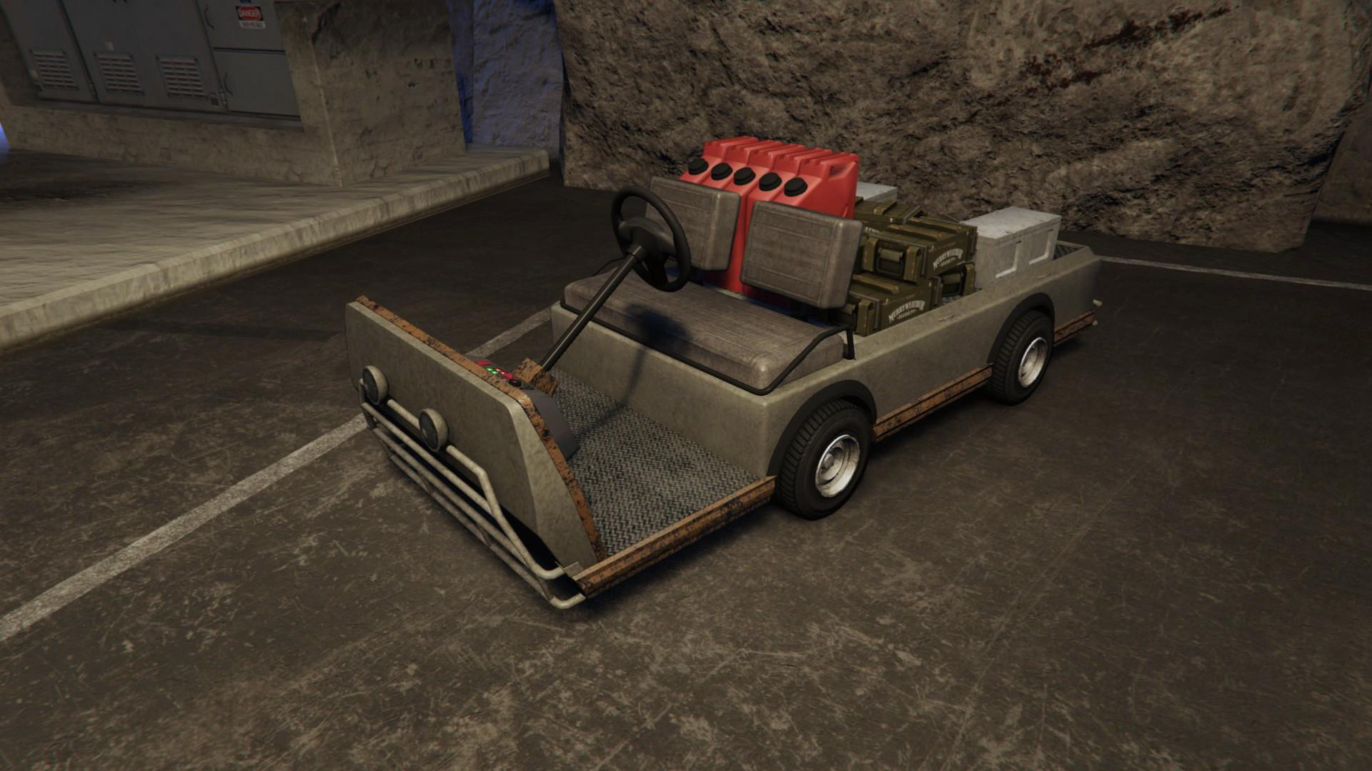 Custom Caddy (Bunker) by Mr.Zolf