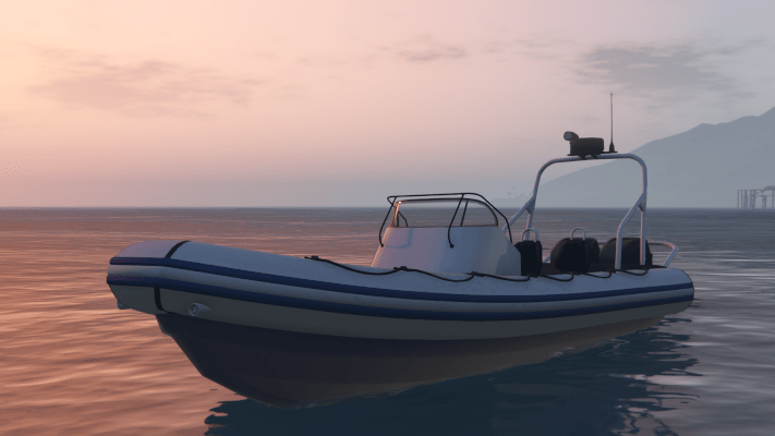 Custom Dinghy by FSTH000
