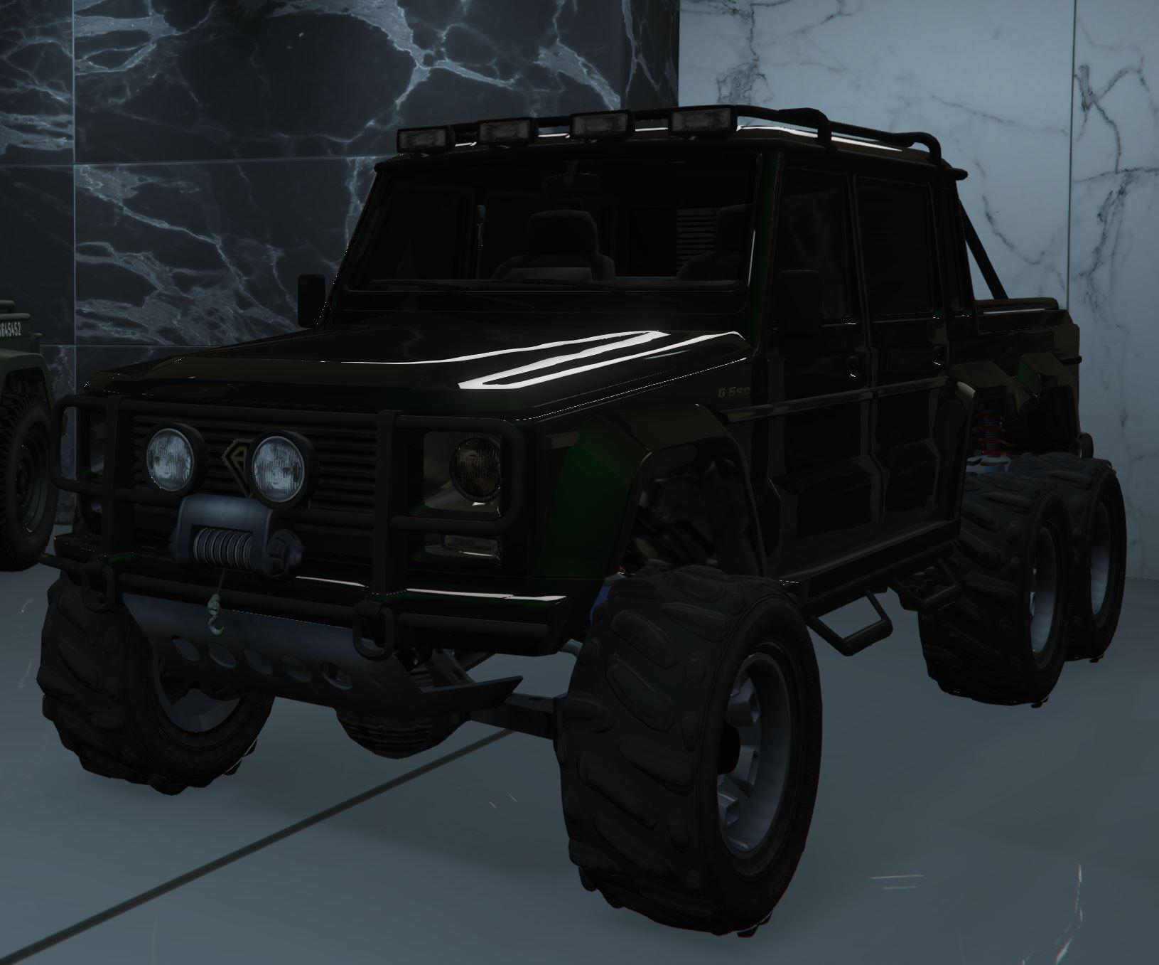 Custom Dubsta 6x6 by Ghostdudes
