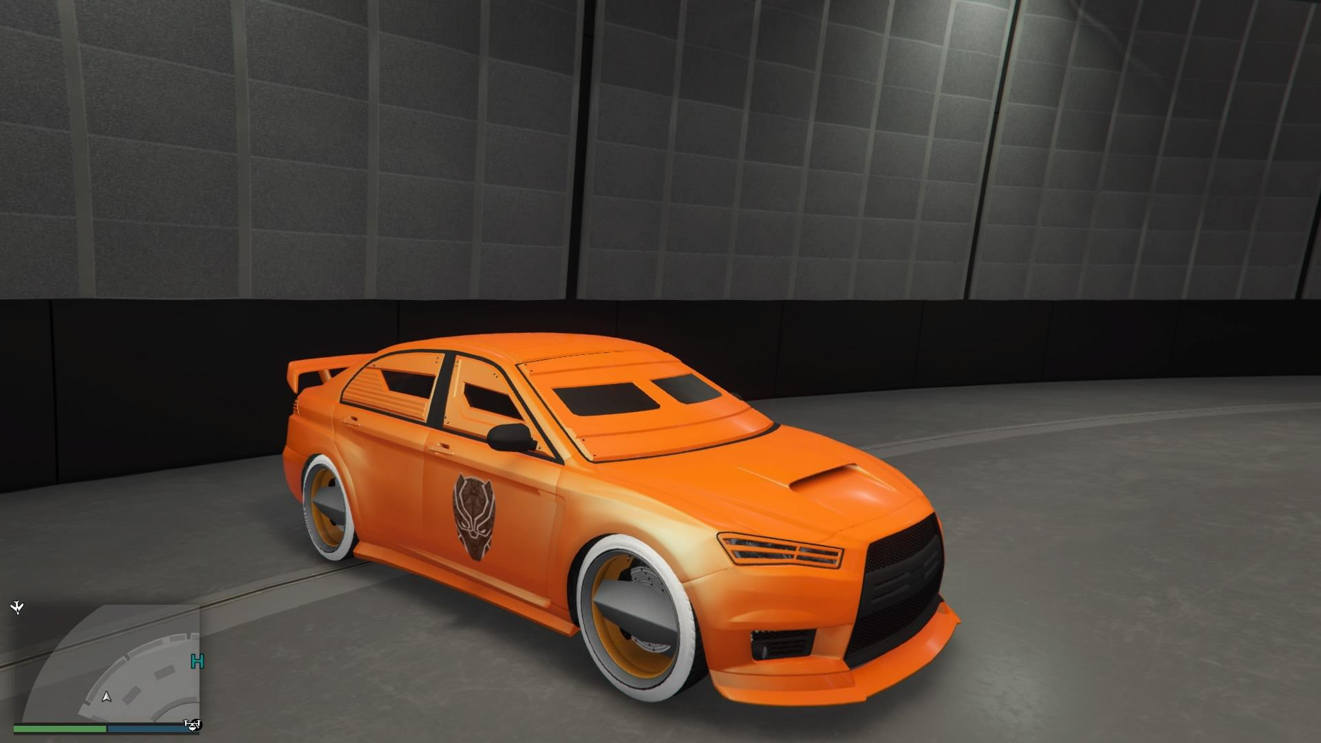 Kuruma (Armored) (Fully Upgraded)