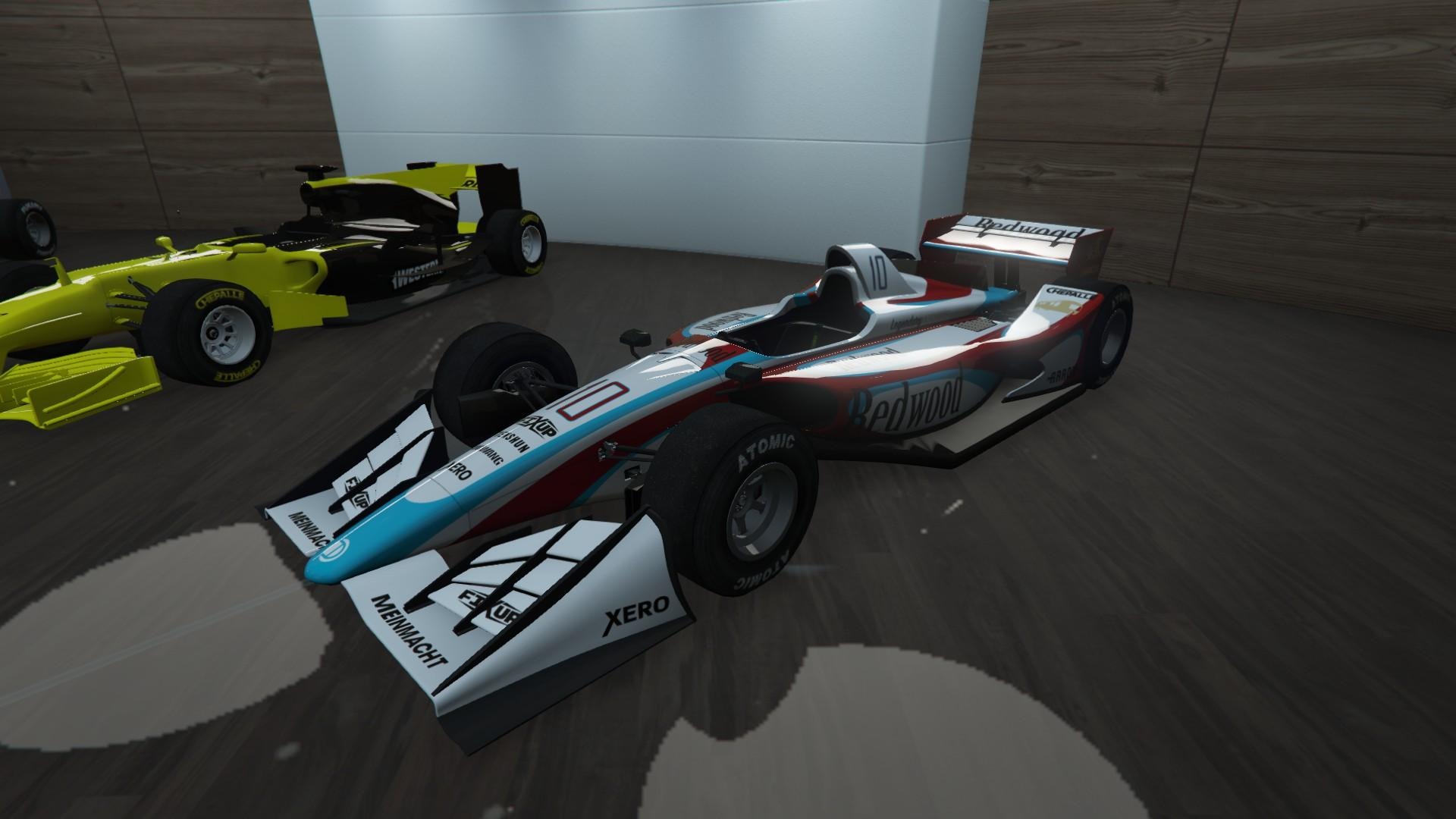Custom DR1 (IndyCar) by rysher