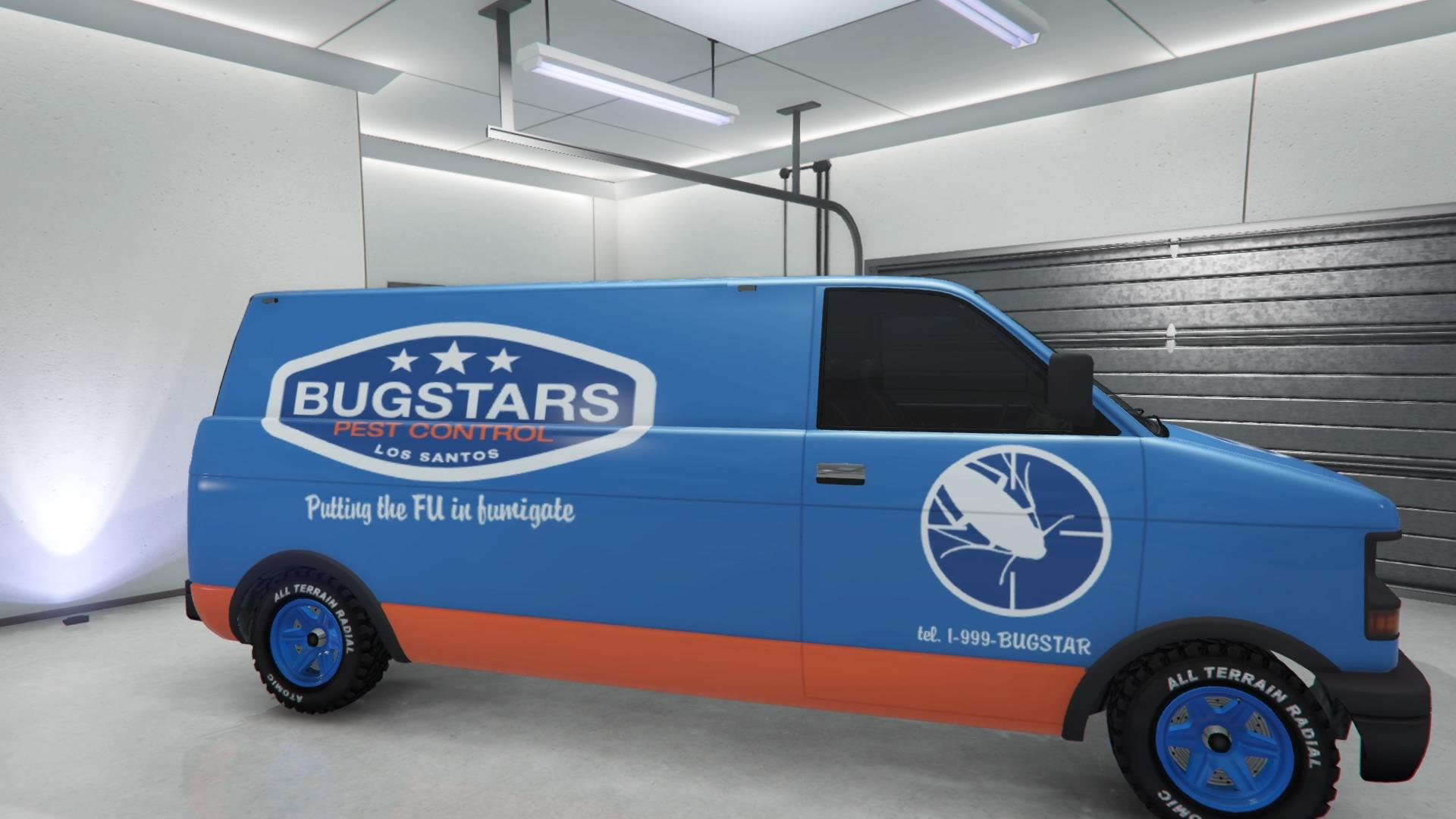 Bugstars Burrito (Fully Upgraded)