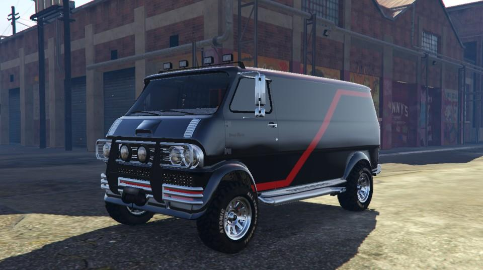 Custom Youga Classic 4x4 by lowbies