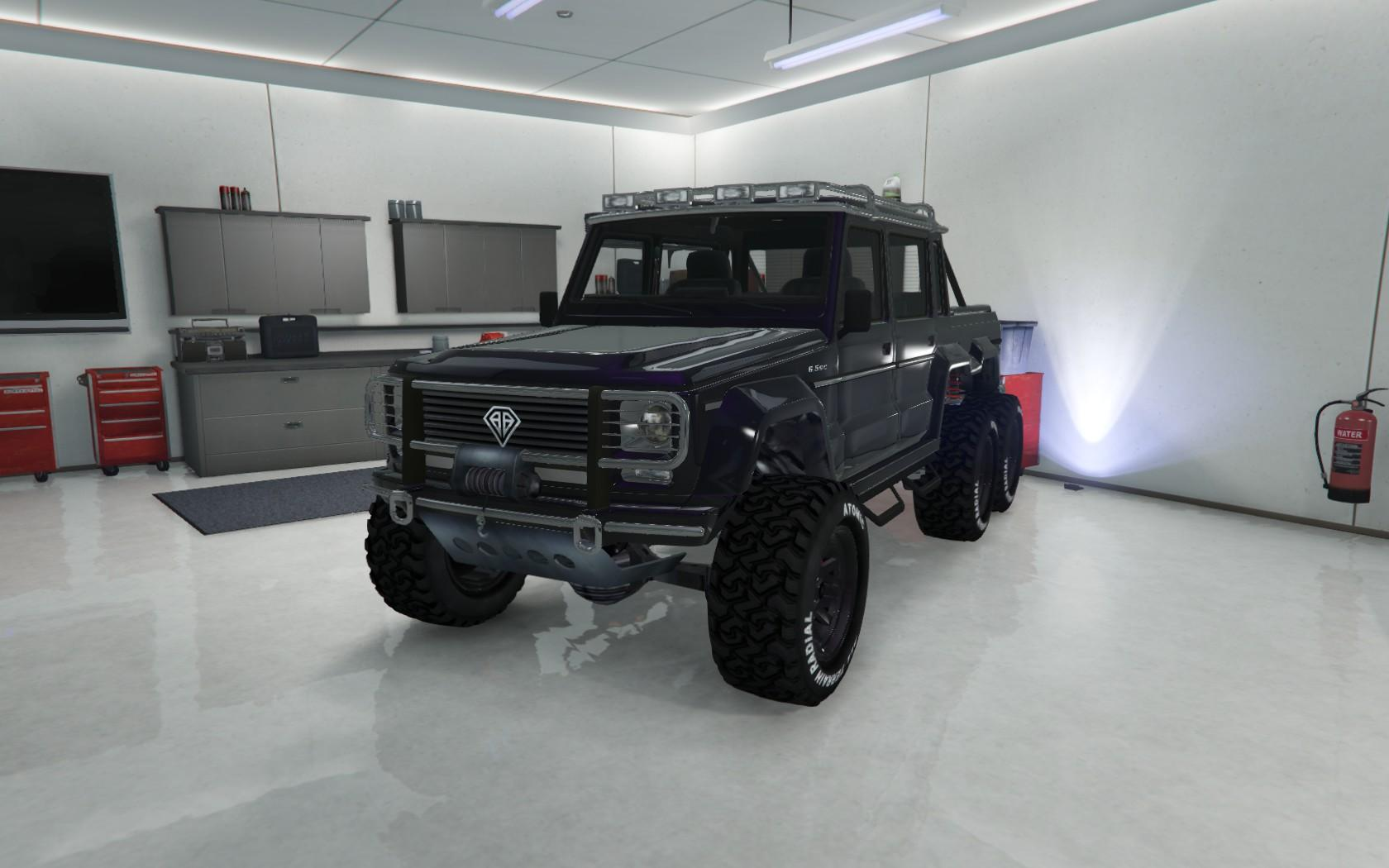 Custom Dubsta 6x6 by No Limit5