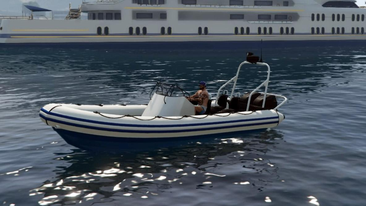 Custom Dinghy by SB55MRX