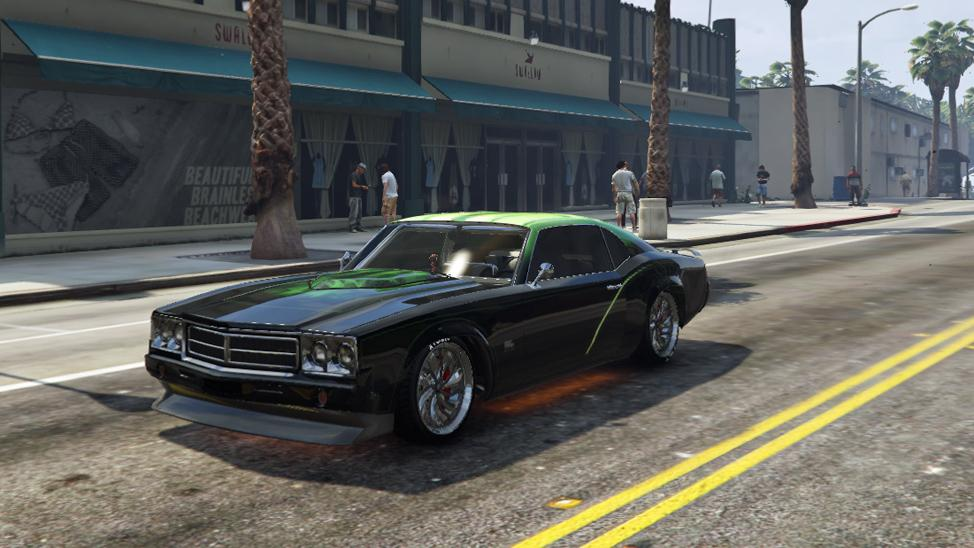 Sabre Turbo Custom - RAM HERE