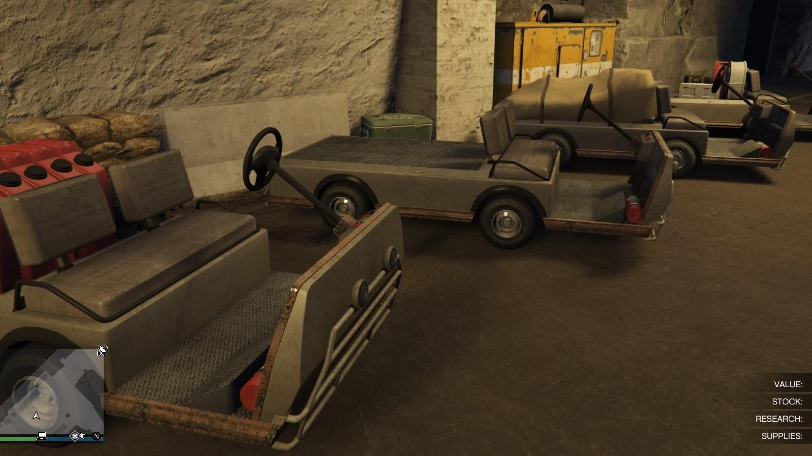 Custom Caddy (Bunker) by ash_274 Nickle