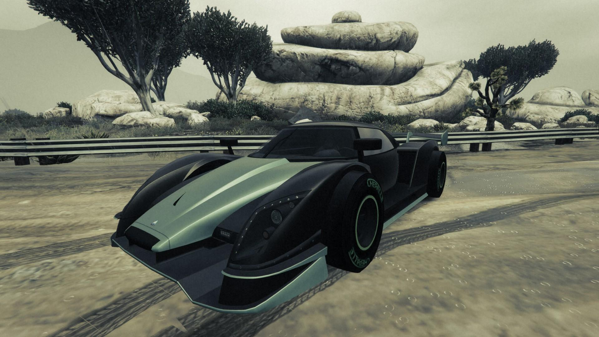 Autarch - SUPERCARS