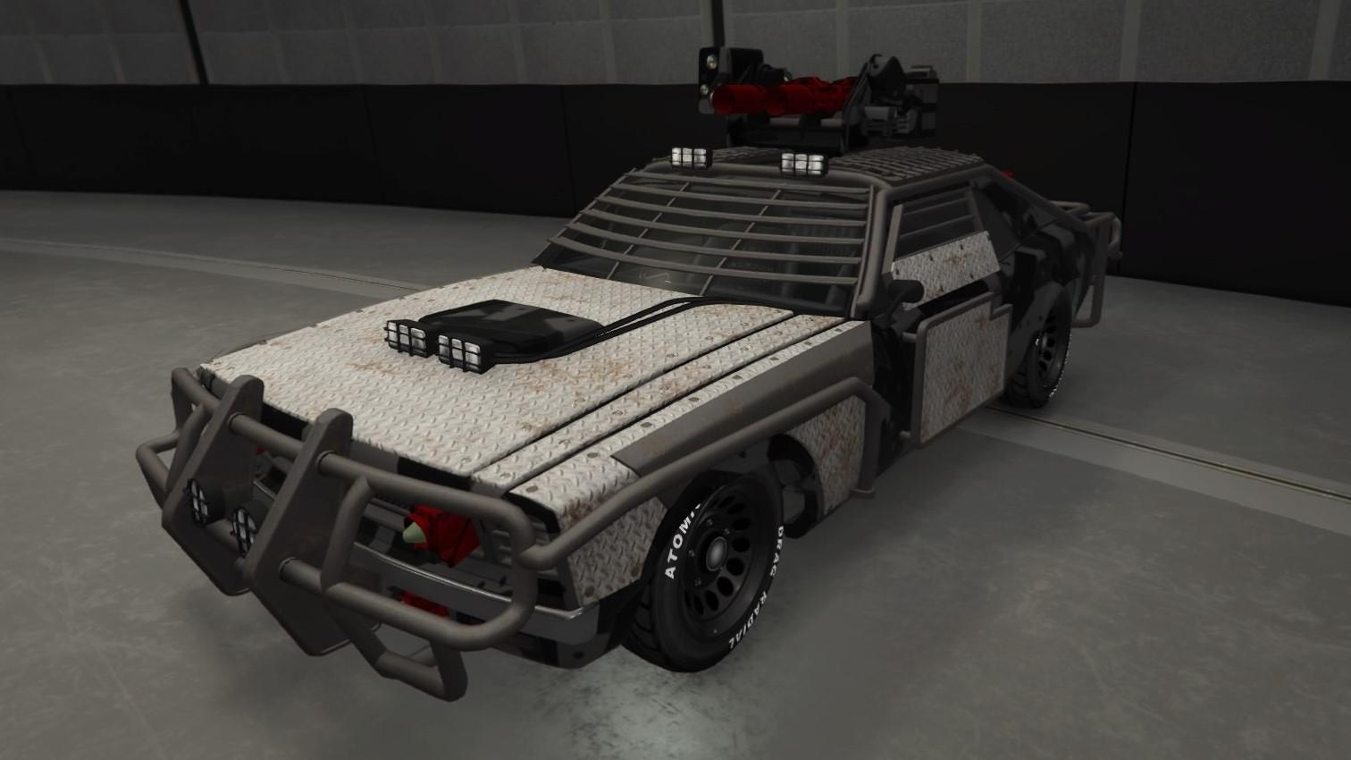 Custom Weaponized Tampa by Gui.DK