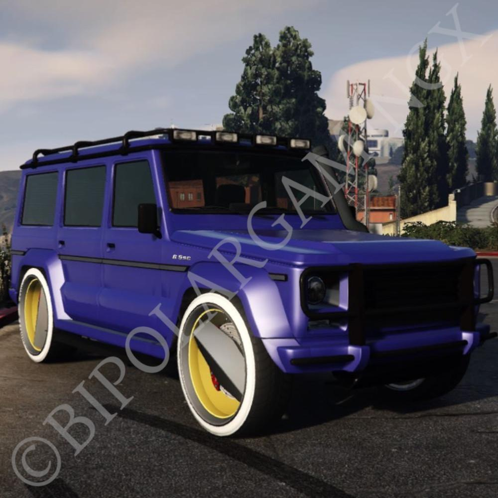 Custom Dubsta 2 by BipolarGamingx