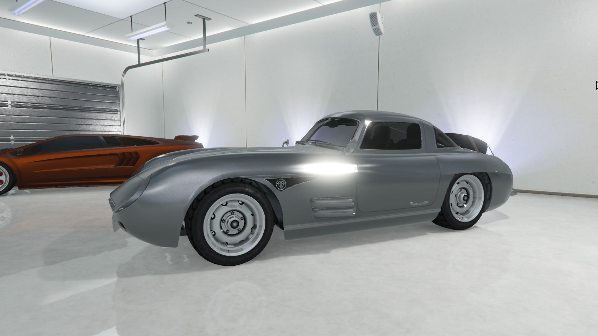 Stirling GT - SPORTS CLASSIC