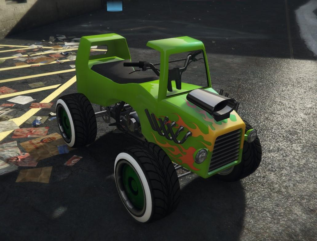 Custom Hot Rod Blazer by Decigtzu