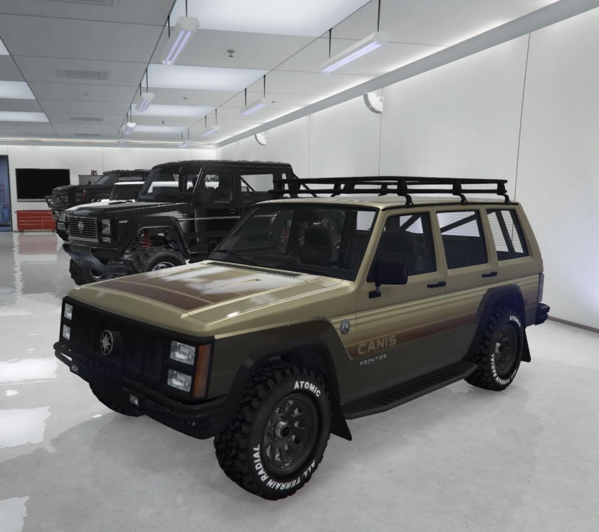 Custom Seminole Frontier by lucaamac