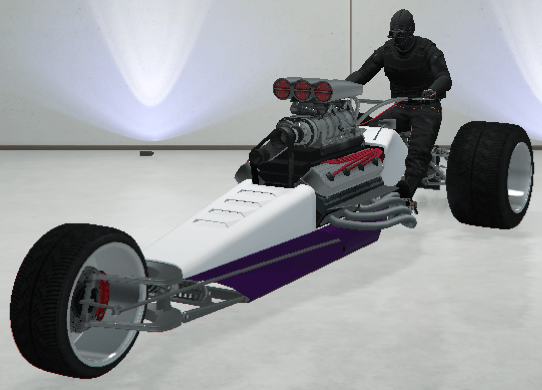 Rampant Rocket Tricycle (Fully Upgraded)