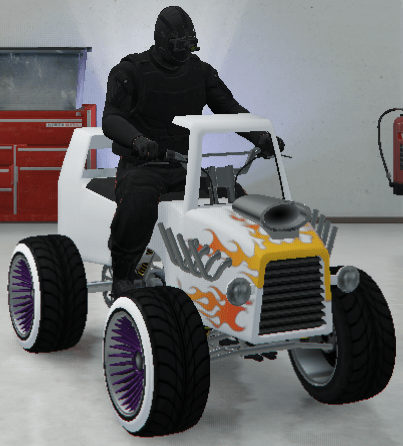 Hot Rod Blazer (Fully Upgraded)