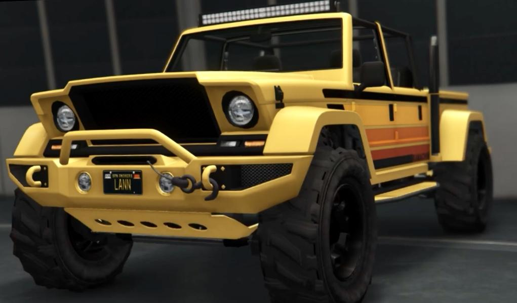 Custom Kamacho by Lann3fors