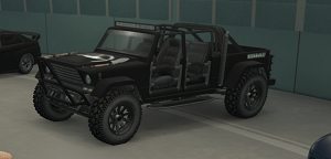 Custom Kamacho by uvawahoo