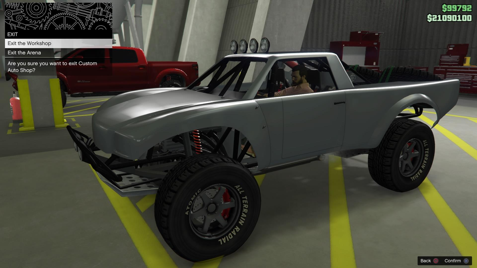 Custom Trophy Truck by country1099