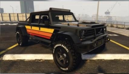 Custom Kamacho by rinzl3r