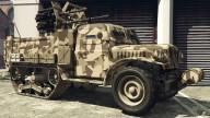 Custom Half-track by Carrythxd