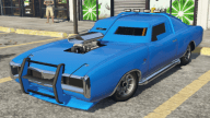Duke O'Death - Main car for Muscle car races