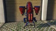 Custom Thruster Jetpack by TiredGamer7