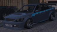 Sultan RS - Street build
