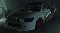 Sultan RS - DiRT 2 rallycross build