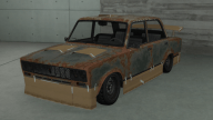 Cheburek - Poor man's rice car