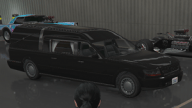 Custom Romero Hearse by uvawahoo