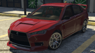 Kuruma - Lancer Evo X build