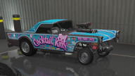 Custom Peyote Gasser by uvawahoo