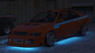 Sultan RS - NFS Underground build
