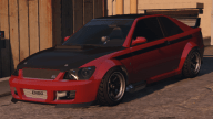 Sultan RS - GTA IV build